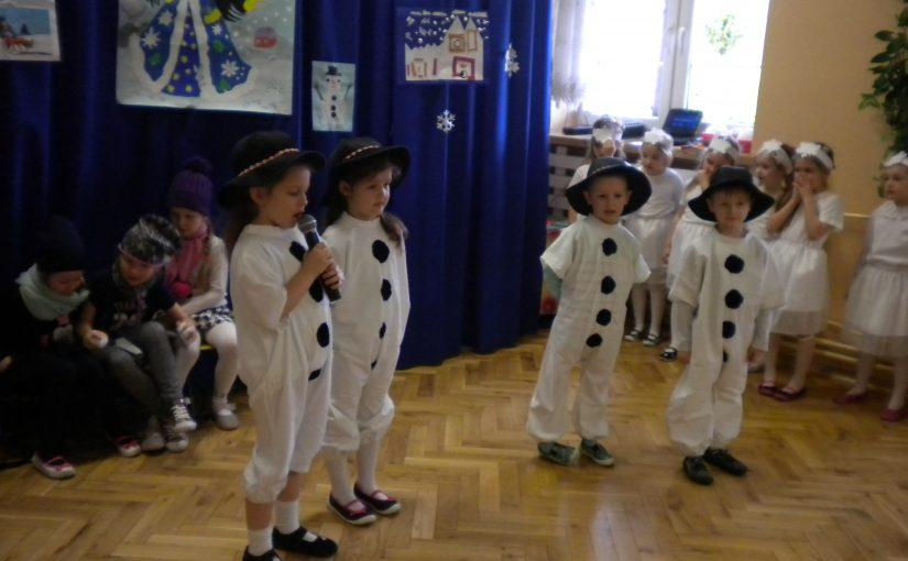 Pożegnanie zimy – przedstawienie w wykonaniu dzieci z kółka teatralnego